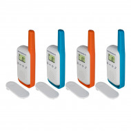 Рация Motorola Talkabout T42 Quad Pack