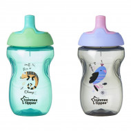 Стакан Tommee Tippee Sport 300 мл (в ассорт)