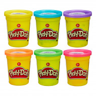 Пластилин в баночке Play-Doh Hasbro 112 г (в ассорт)