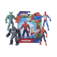 Фигурка Hasbro Ultimate Spider-Man VS Sinister 6 с оружием, 10 см (в ассорт.)
