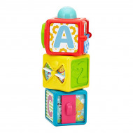 Кубики Fisher-Price Stacking Action Blocks