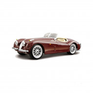 Авто-конструктор Jaguar XK 120 Roadster (1948)