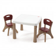 Набор Step 2 Kitchen Table & Chairs Set