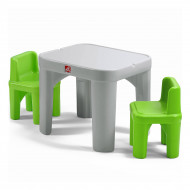 Набор Step 2 Mighty My Size Table & Chairs Set