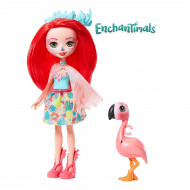 Кукла Enchantimals Fanci Flamingo und Swash