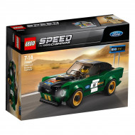 LEGO® Speed Champions Ford Mustang Fastback 1968 75884