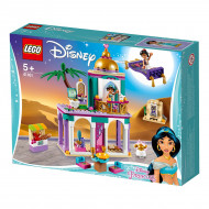 LEGO® Disney Princess™ Приключения Аладдина и Жасмин во дворце 41161