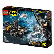 LEGO® Batman Movie Гонка на мотоциклах с Мистером Фризом 76118