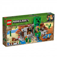 LEGO® Minecraft™ Шахта Крипера 21155