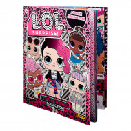 Альбом Panini L.O.L. Let\'s be Friends Collect