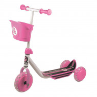 Самокат Stiga Mini Kid 3w Kick Scooter White Pink