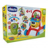 Каталка-тележка Chicco Happy Shopping First Steps