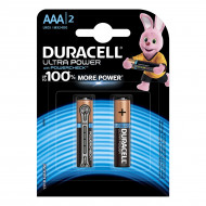Батарейки Duracell Ultra Power AAА 1.5V 2 шт