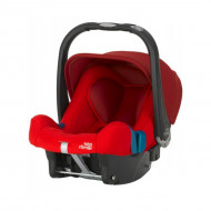 Автокресло Britax Romer Baby Safe Plus SHR II Flame Red