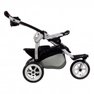 Шасси Peg-Perego GT3 grey/black