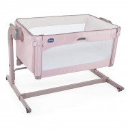 Кроватка Chicco Next2Me Magic Pink