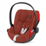 Автокресло Cybex Cloud Z i-Size Plus Autumn Gold Burnt Red