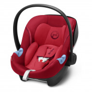 Автокресло Cybex Aton M i-Size Rebel Red red