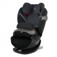 Автокресло Cybex Pallas S-fix Granite Black