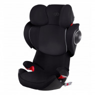 Автокресло GB Elian-fix Satin Black black