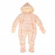 Комбинезон Bebetto Snow Bear Pink