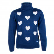 Гольф Flash Hearts in Blue