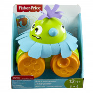 Игрушка-каталка Fisher-Price Монстрик