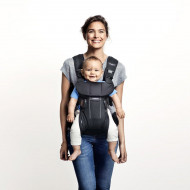 Рюкзак-кенгуру BabyBjorn Baby Carrier One Air Синий