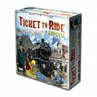 Ticket to Ride: Европа (новая версия)