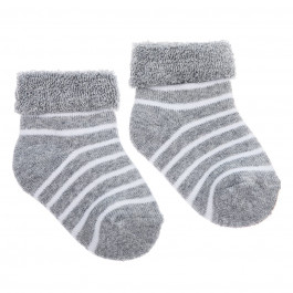 носки BluKids Bio Cotton Gray, р. 19-20