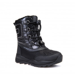 Сапоги Geox JR Orizont Girl ABX Black, р. 28